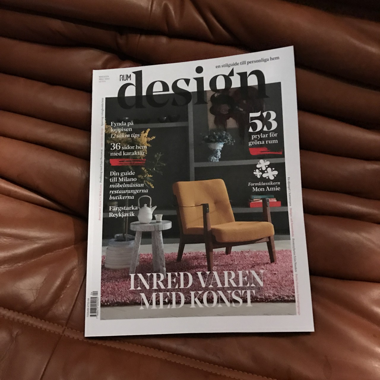 Tricks And Celebrate Design Classics Or Should Be As Well Photos From Our Buying Trips Etc Pictured Issue 4 In Stores Now
